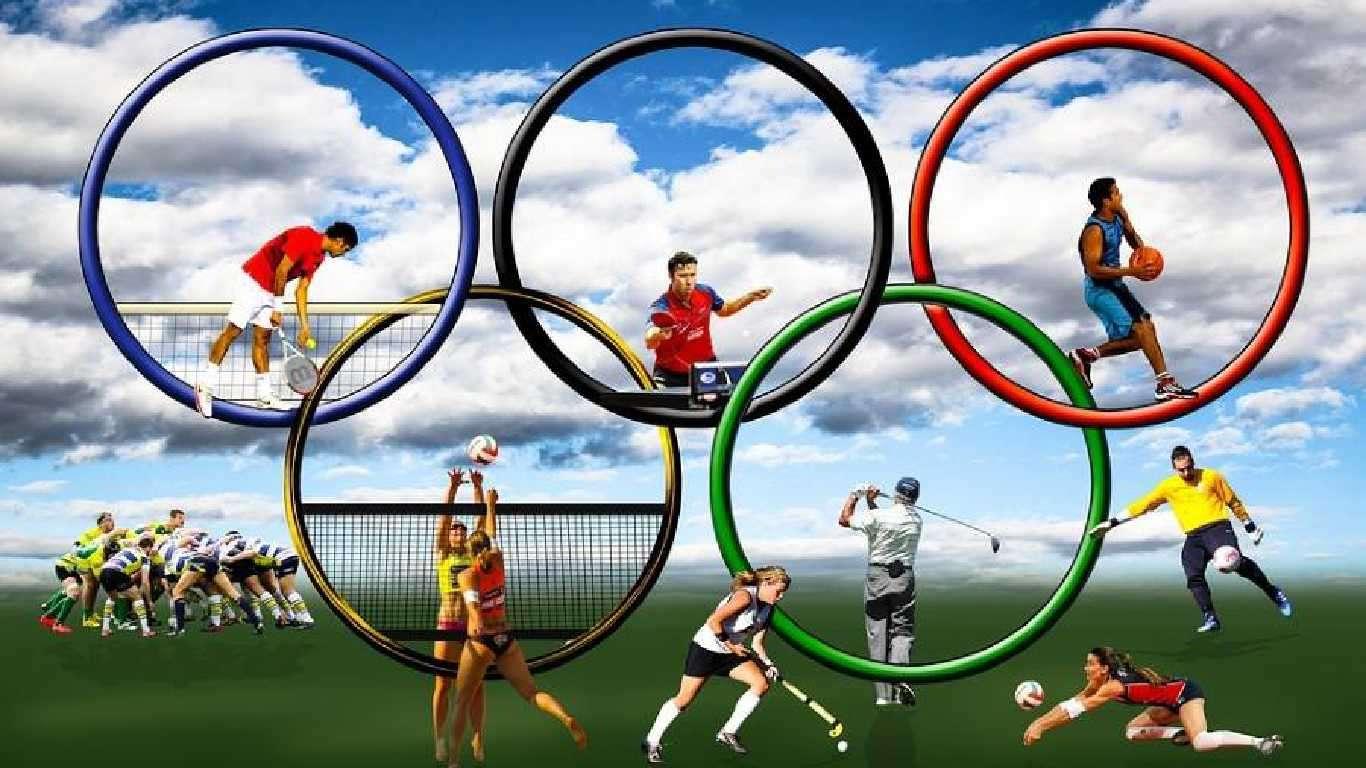 Suspendiran zlatni olimpijac