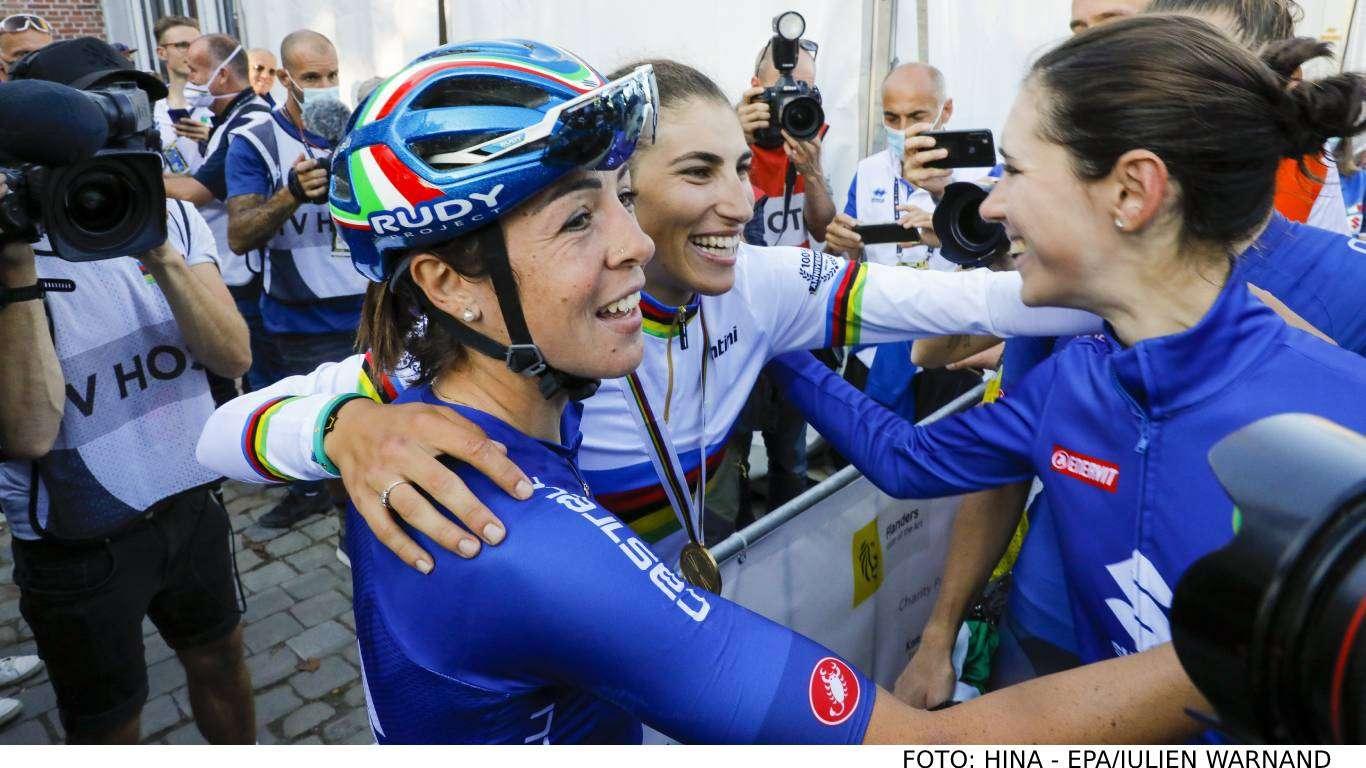 SP biciklizam: Balsamo ispred Vos