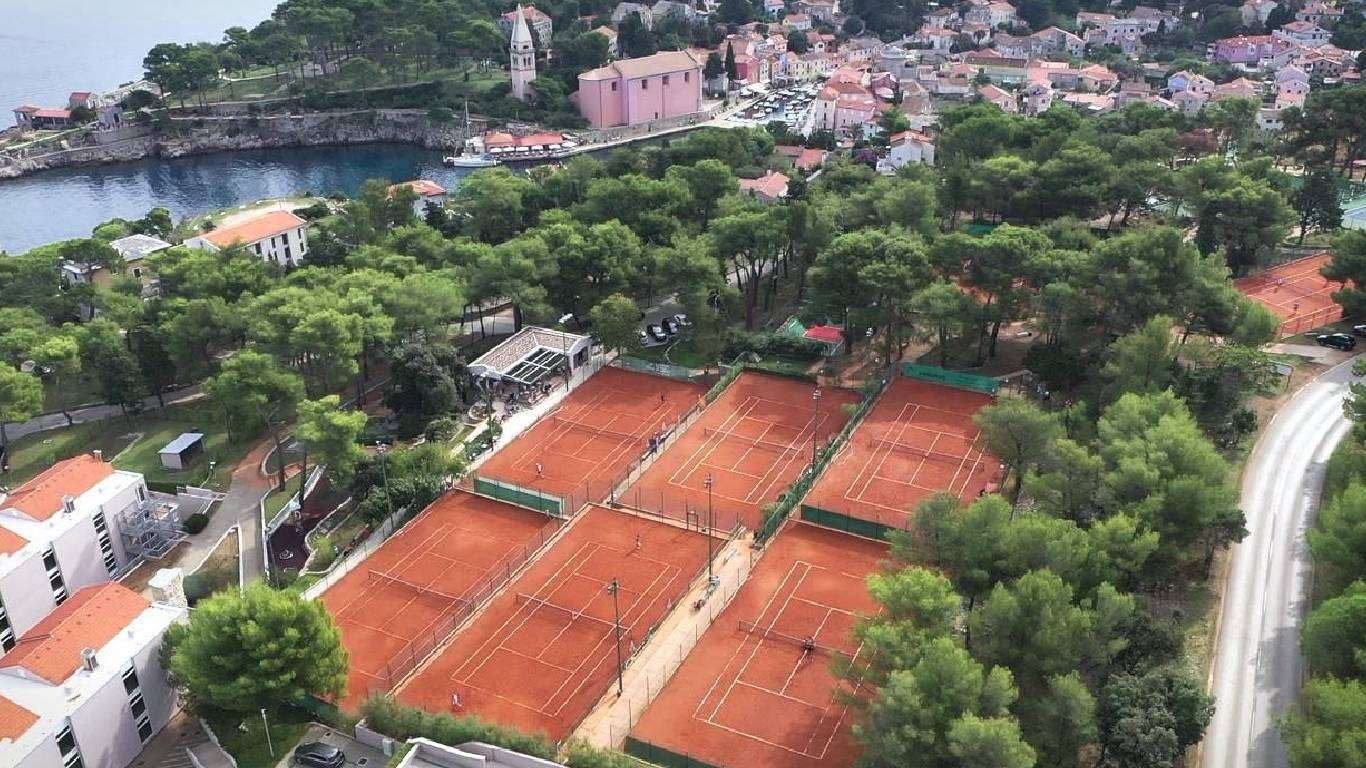 Na Lošinju se prvi puta igra ATP turnir